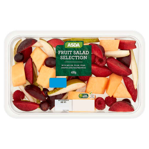 Asda Fruit Salad Selection 400g