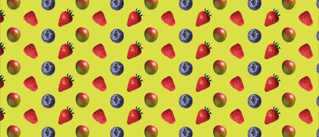 Mango Berries
